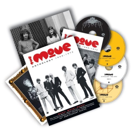 The Move: Anthology 1966-1972