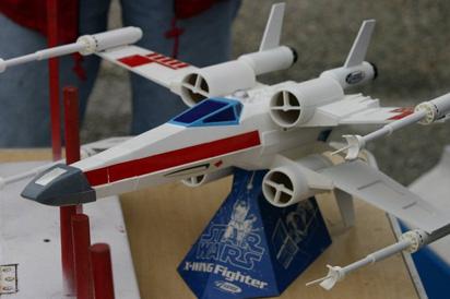 Star Wars Flashback Early Star Wars Remote Control Toys