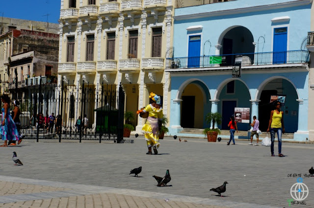 plaza vieja kuba