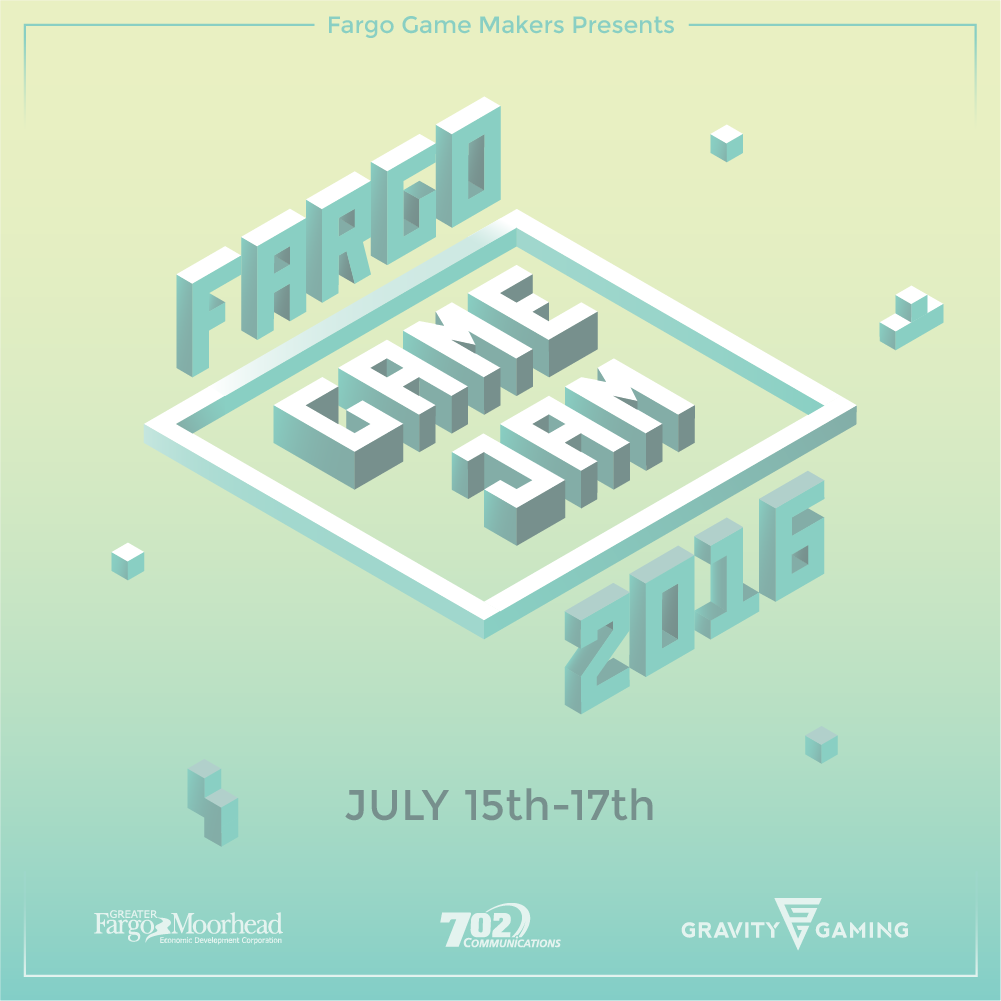Fargo Game Makers: Fargo Game Jam 2016