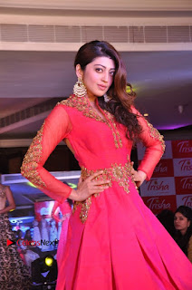 South Indian Celebrities Pos at Love For Handloom Collection Fashion Show  0005.jpg