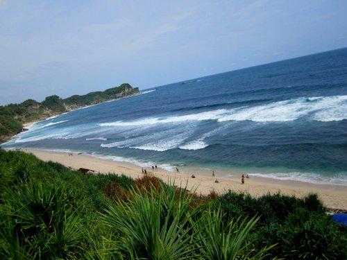 Objek Wisata Pantai Nampu Wonogiri Sepertinya Com Galeri Wisata Pantai