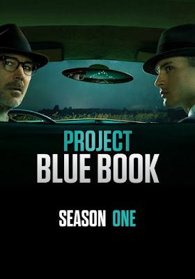 Project Blue Book (TV Series) S01 DVD R1 NTSC Sub