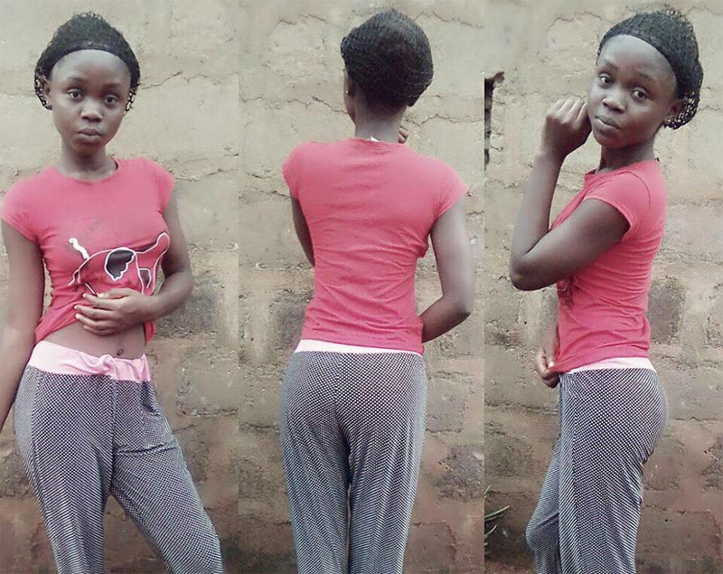 My butt or one million naira? - People slam teenage girl for putting her waist on Facebook