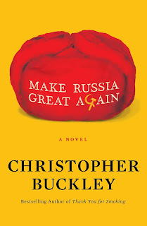 book cover of Make Russia Great Again by Christopher Buckley