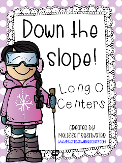 http://www.teacherspayteachers.com/Product/Down-the-Slope-Long-O-Word-Work-Centers-1532379