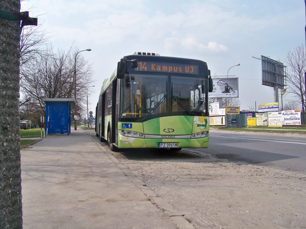 Solaris Urbino 18 Hybrid - Front