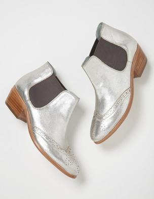 e24b9b1181b Bling It On - Metallic Footwear