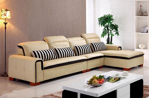 Chiêm ngưỡng những mẫu ghế sofa da hiện đại cho chung cư cao cấp