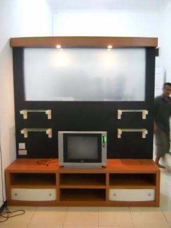 Rak TV - Background Dinding Untuk Rumah