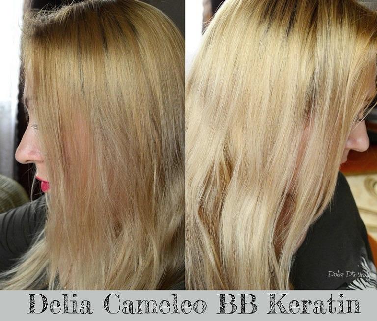 Delia Cameleo BB Keratin - keratynowa pielęgnacja włosów