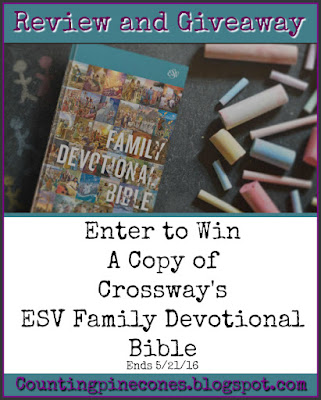 ESV Bible, Crossway, Devotional, Christian, Family