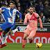 Espanyol 0-4 Barcelona: Messi devuelve el liderato al Barcelona