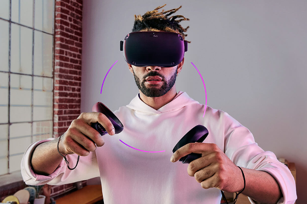 Facebook announces Oculus Quest, World's first all-in-one gaming system built for virtual reality (VR)