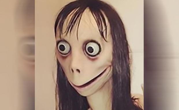 """İnternette """"momo"""" tehlikesi! - Çocuklarınızı Uzak Tutun! Momo'nun Gerçek Yüzü"""