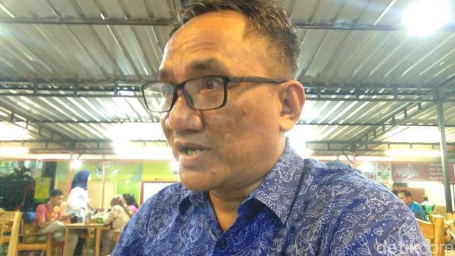 Dituduh 'Sebar' Hoax Surat Suara Tercoblos, Andi Arief: Hasto Buta Huruf!