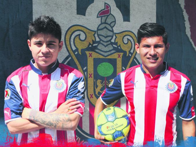 Eduardo y Brayam López.