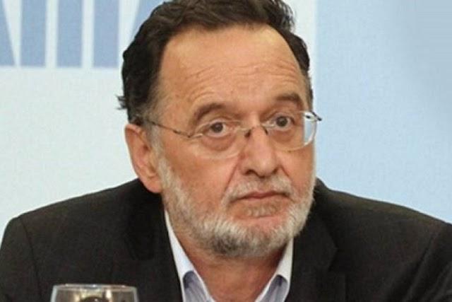 Παναγιώτης Λαφαζάνης: «ΟΧΙ στον αφελληνισμό και την εκχώρηση του Ασφαλιστικού κλάδου στο πολυεθνικό και κερδοσκοπικό κεφάλαιο»