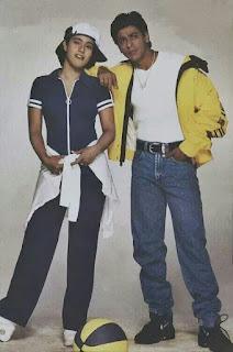 Kuch Kuch Hota Hai - Shahrukh Khan