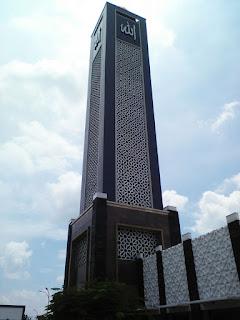 Di Balik Kemegahan Masjid Namira Lamongan