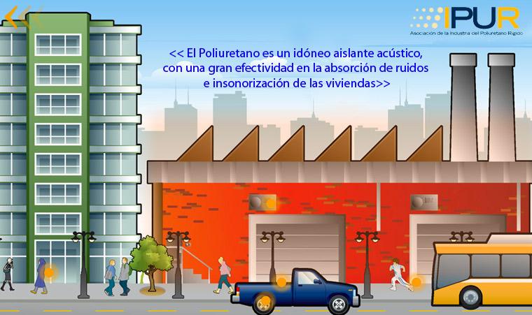 Gij n arquitectura blog el poliuretano en nuestra vida - Aislamiento vivienda ...
