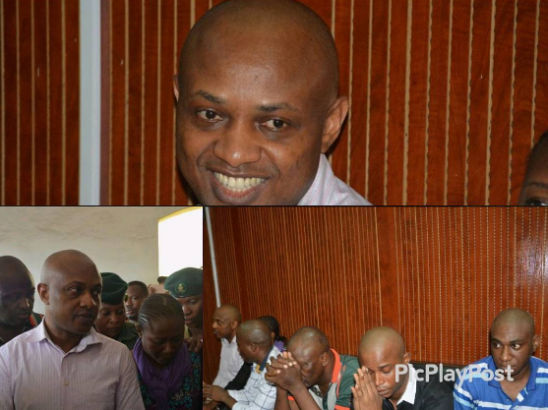 Evans asks court to grant him bail