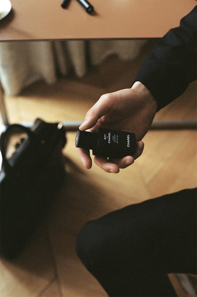 Boy de Chanel, Boy de Chanel Lee Dong Wook, Makeup for men, Chanel Makeup, Chanel Makeup for Men, Lee Dong Wook