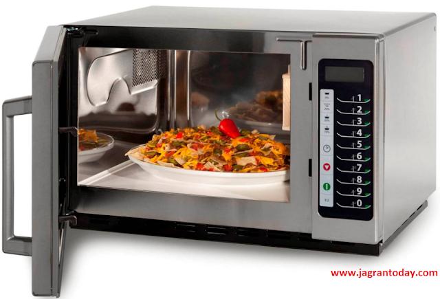 Microwave Oven Khaane ko Bnaata Hai Jahrilaa