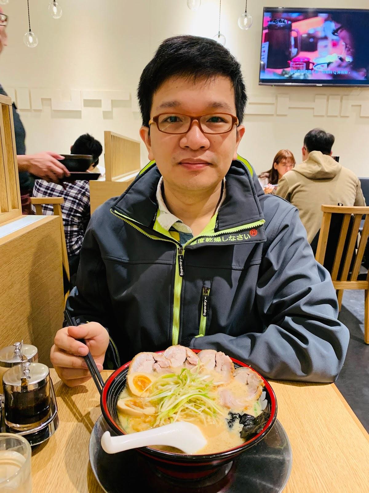 屯京拉麵-超值東京拉麵