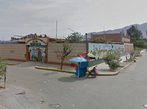 Inicial 0084 VIRGEN MARÍA - San Juan de Lurigancho