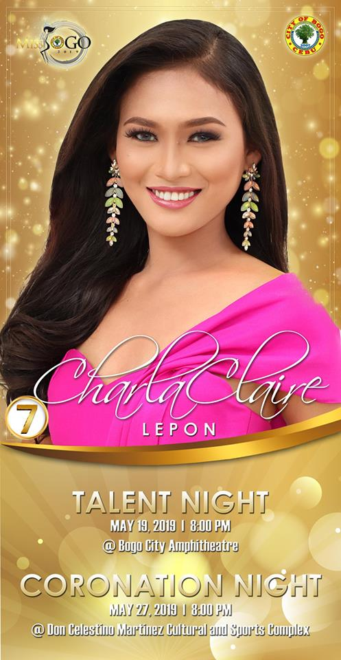 CHARLA CLAIRE LEPON Candidate #7