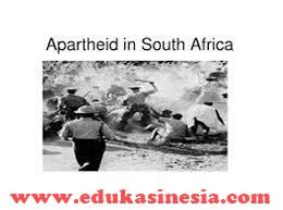 Sejarah Masalah Apartheid di Afrika Selatan Beserta Penjelasannya