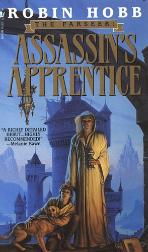 Assassin's Apprentice by Robin Hobbs
