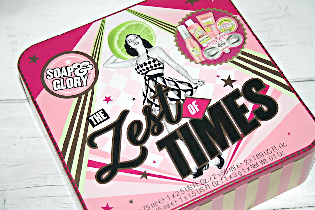 Soap & Glory The Zest of Times Tin