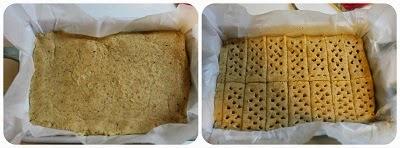 shortbread ricetta