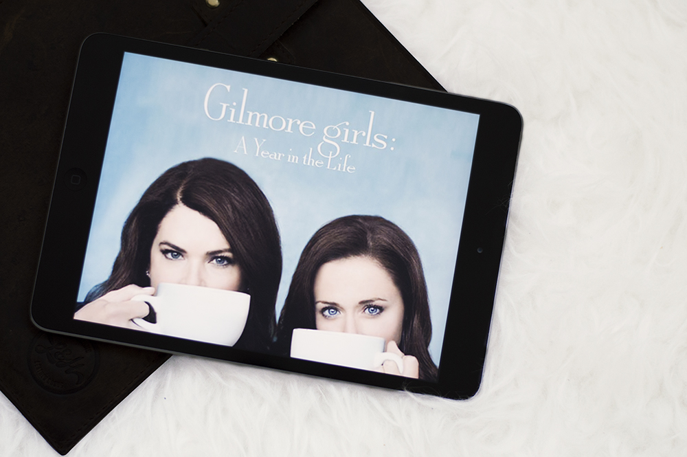 UHD TV Panasonic, Gilmore Girls, A Year in the Life, Gilmore Girls Revival