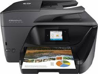 Picture HP OfficeJet Pro 6978 Printer