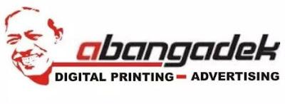 LOKER Kasir/ Admin ABANGADEK ADVERTISING DIGITAL PRINTING PADANG JANUARI 2019