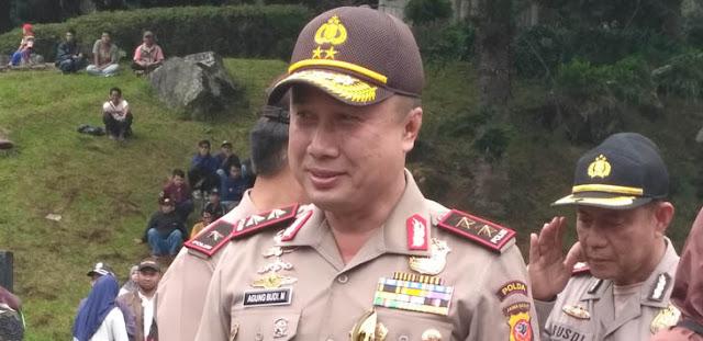 Ini Isi Panci yang Dilempar Teroris ke Polres Indramayu, Ternyata Bukan Bom