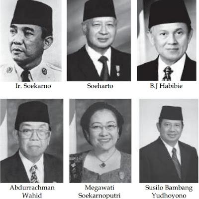 Masa reformasi 1998 - sekarang
