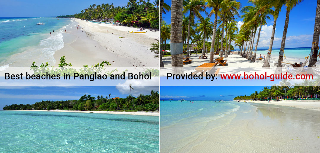 Panglao Bohol Beaches