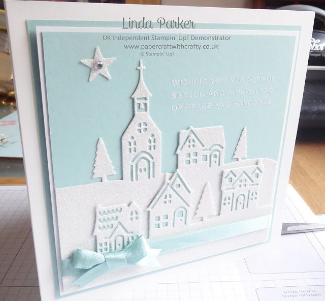 Hearts Come Home, Linda Parker UK Independent Stampin' Up! Demonstrator