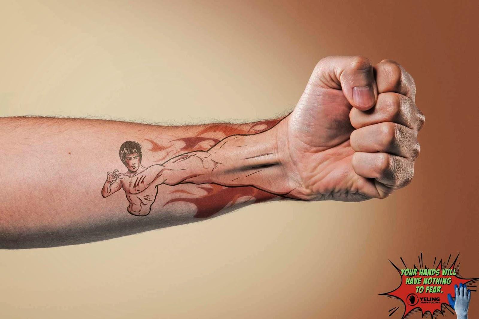 Publicidad y creatividad tattoo ideas