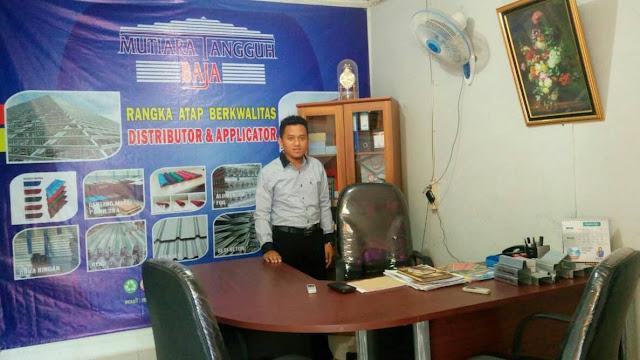 Agen Distributor Baja Ringan di Jakarta Timur Paling Murah