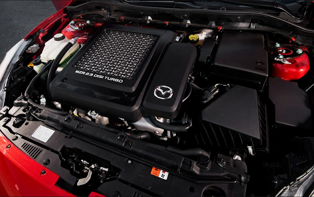 Mazdaspeed 3 2019 Engine Upgrade