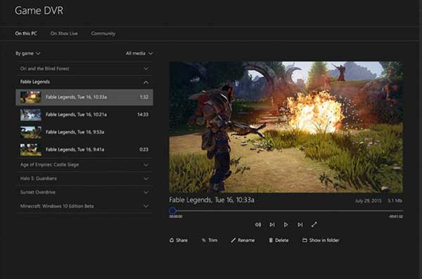 How To Record PC Gameplay On Windows 10