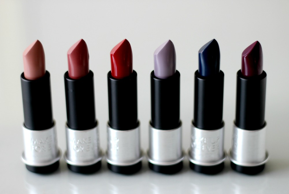 Make Up For Ever Artist Rouge Lipsticks