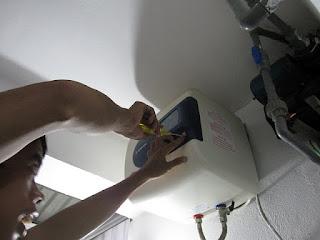 Sửa bình nóng lạnh tại Nam Từ Liêm Hà Nội