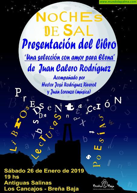 """NOCHES DE SAL: """"Una selección con amor para Elena"""" (Juan Calero)"""