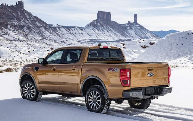 Novo Ford Ranger 2019